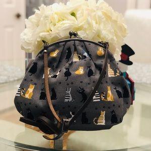 Handbags - Goryouan Gama bag gray (Cats)